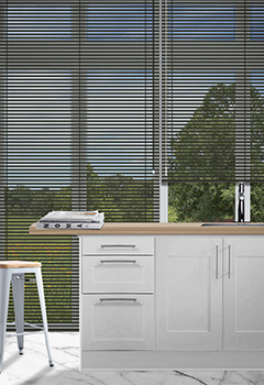 Soul Nickel Venetian Blind