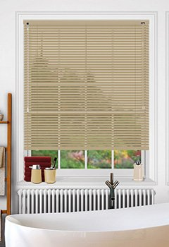 Atmosphere Fawn Venetian Blind