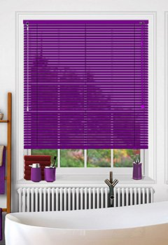 Beryl Purple Venetian Blind