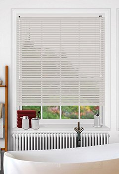 Galleria Oxford White Venetian Blind