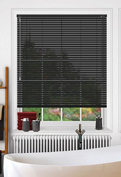 Sonar Licorice Venetian Blind