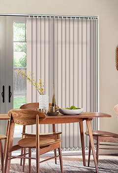 Sale Modesty Vertical Blind