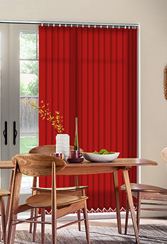 Sale Scarlett Vertical Blind