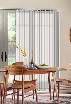 Sale Snow Vertical Blind