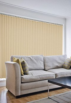 Sale Beige Vertical Blind