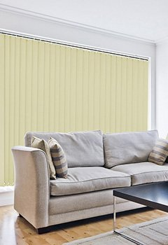 Sale Butter Vertical Blind