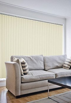 Sale Oyster Vertical Blind