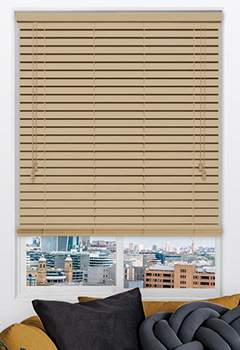 Urban Sands Wooden Blind