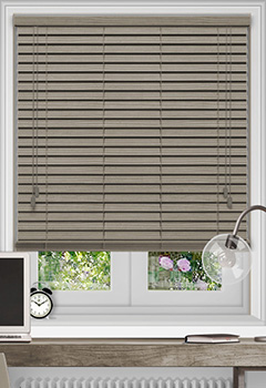 Native Beige Wooden Blind
