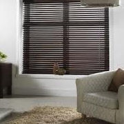 Jeff Banks Wood Blinds