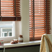 Real Wooden Blinds Custom Made