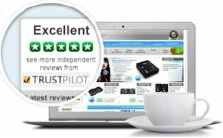 More Independent reviews from Trustpilot