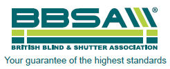 Bristish blinds & shutter Association Member