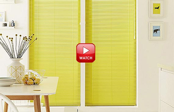 Video - How to Measure Guides for Venetian Blinds