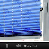 How to measure & Install INTU Pleated Blinds