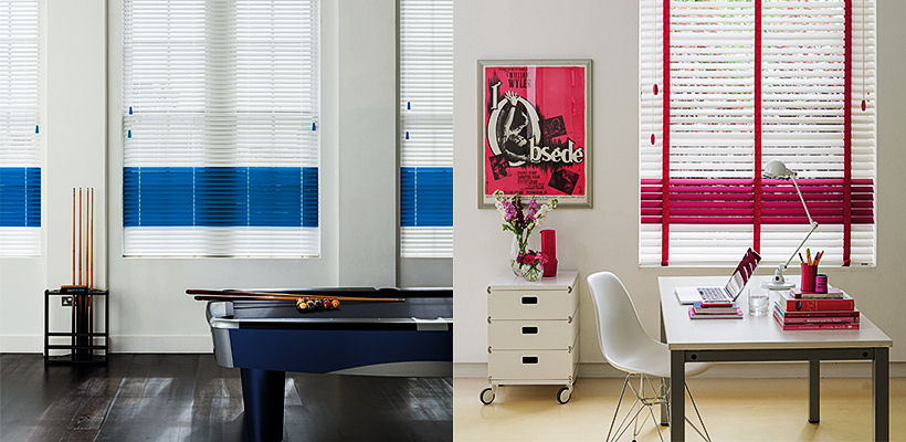 Cord or Tape Blinds